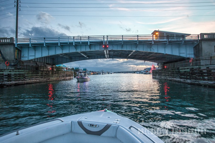 Under the bridge we go | photo by tjdrechselphotography.com