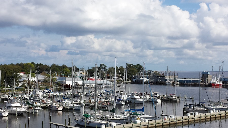 Sailing capital of North Carolina