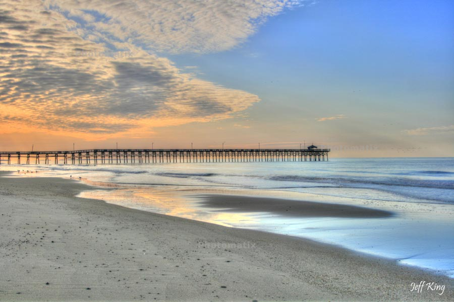 Ocean Crest Pier | Photo By : Jeff King tcgphoto.biz